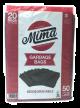 Mima Biodegradable Garbage Bags 50 Gallon Large - 20 Bags